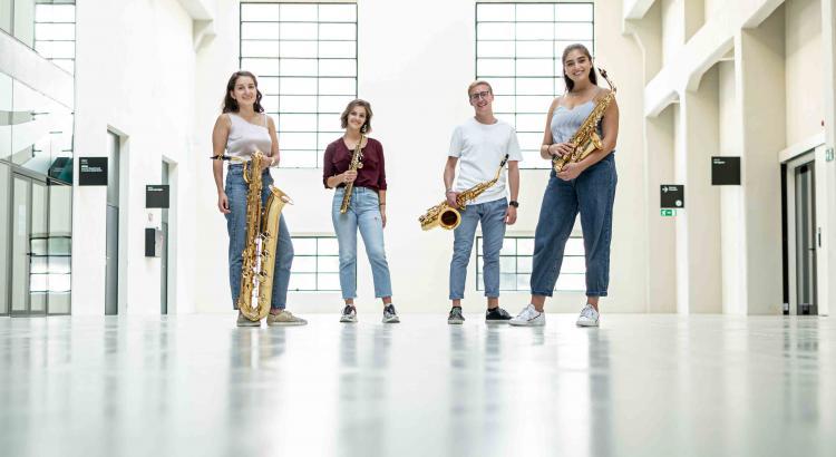 Sags Quartet