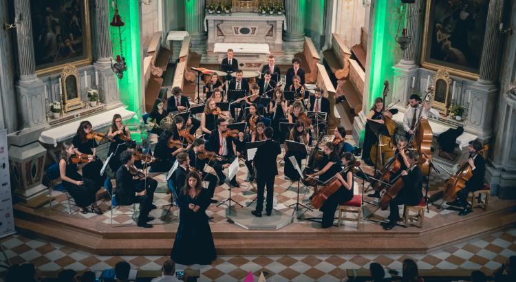 Accademia sinfonica euroregionale Alpen Classica